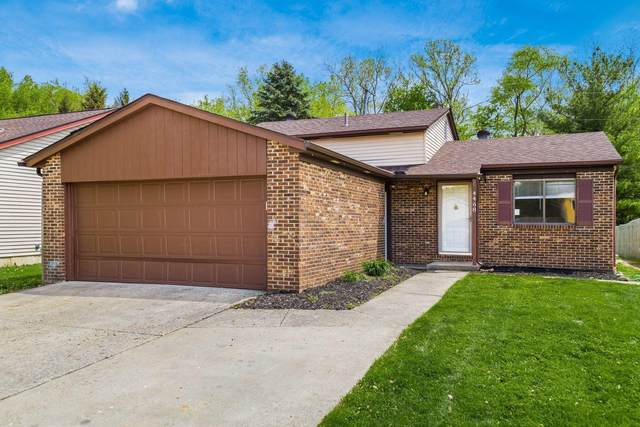 4468 Trindel Way, Columbus, OH 43231 (MLS #221014863) :: Jamie Maze Real Estate Group
