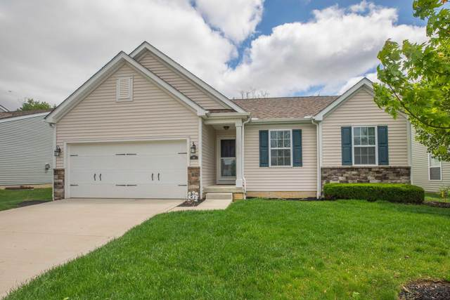92 Broadstone Circle E, Blacklick, OH 43004 (MLS #221014867) :: The Jeff and Neal Team | Nth Degree Realty