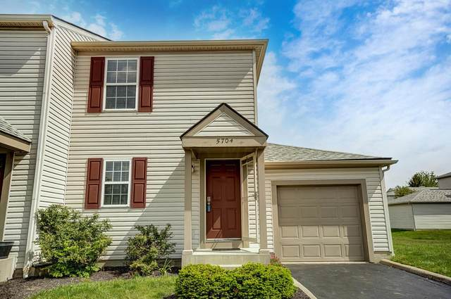 5704 Palos Lane 166F, Hilliard, OH 43026 (MLS #221014869) :: The Willcut Group
