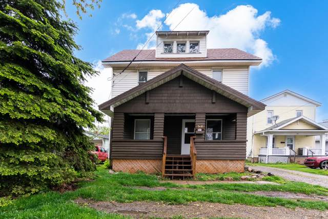 568 Bellefontaine Avenue, Marion, OH 43302 (MLS #221014889) :: Exp Realty