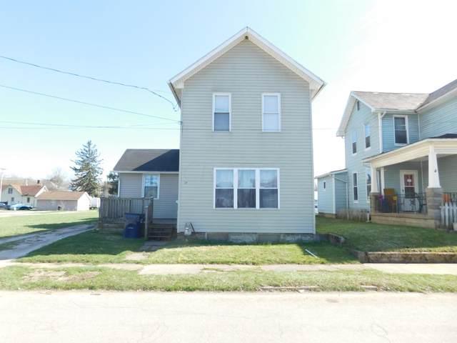 25 E National Drive, Newark, OH 43055 (MLS #221014910) :: Jamie Maze Real Estate Group