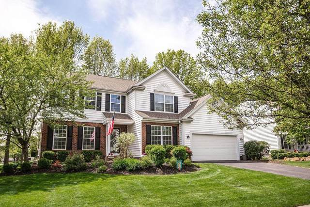 5170 Sierra Drive, Westerville, OH 43082 (MLS #221014912) :: The Jeff and Neal Team | Nth Degree Realty