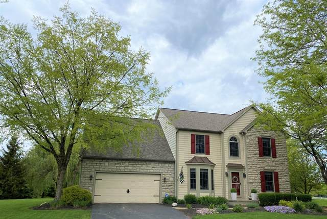 4024 Brahma Court, Powell, OH 43065 (MLS #221014916) :: LifePoint Real Estate