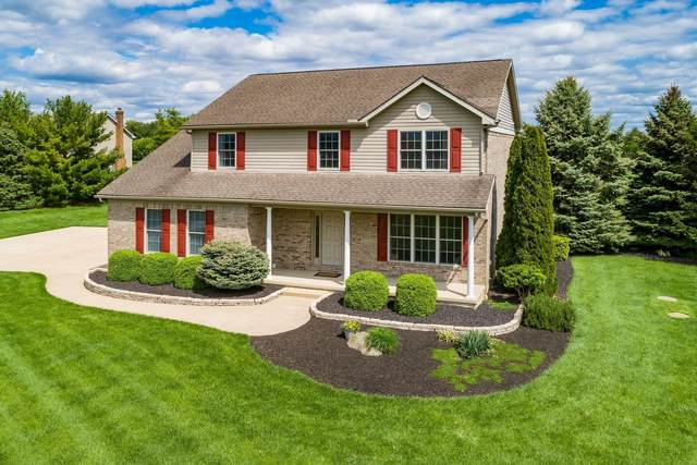 8416 Hill Road NW, Canal Winchester, OH 43110 (MLS #221014920) :: Jamie Maze Real Estate Group
