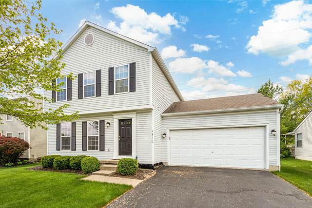 9051 Ellersly Drive, Lewis Center, OH 43035 (MLS #221014923) :: Exp Realty