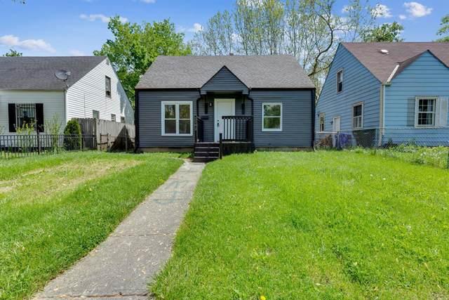 2282 Gerbert Road, Columbus, OH 43211 (MLS #221014927) :: ERA Real Solutions Realty