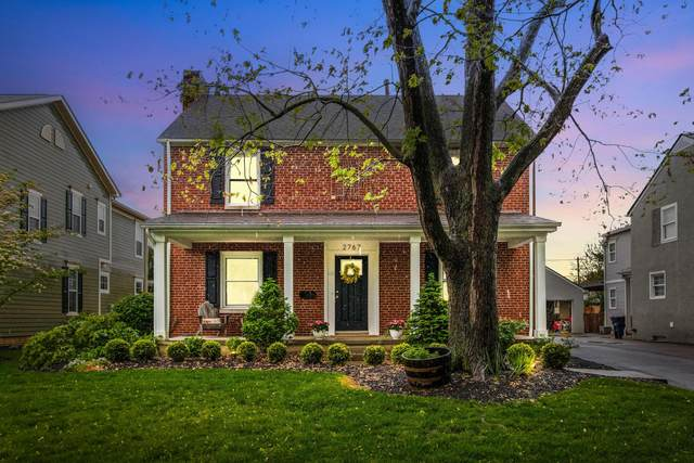 2767 Sherwood Road, Columbus, OH 43209 (MLS #221014930) :: The Tobias Real Estate Group