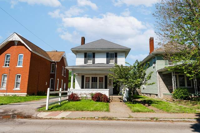 244 N High Street, Chillicothe, OH 45601 (MLS #221014932) :: Ackermann Team