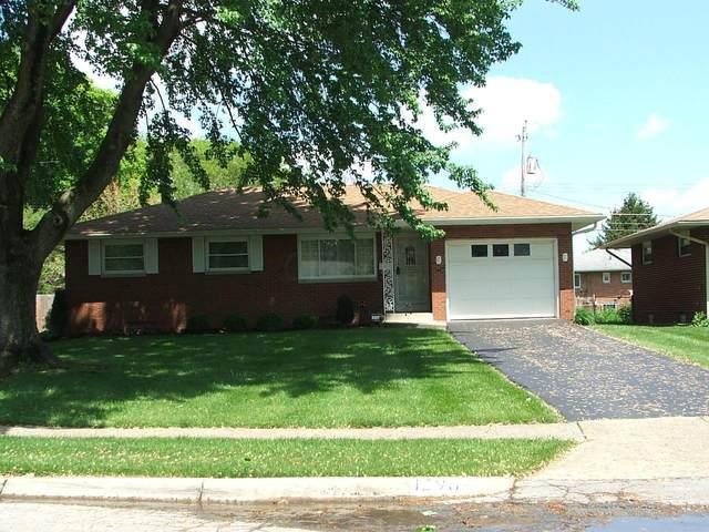 1296 Fowler Drive Drive, Columbus, OH 43224 (MLS #221014934) :: ERA Real Solutions Realty