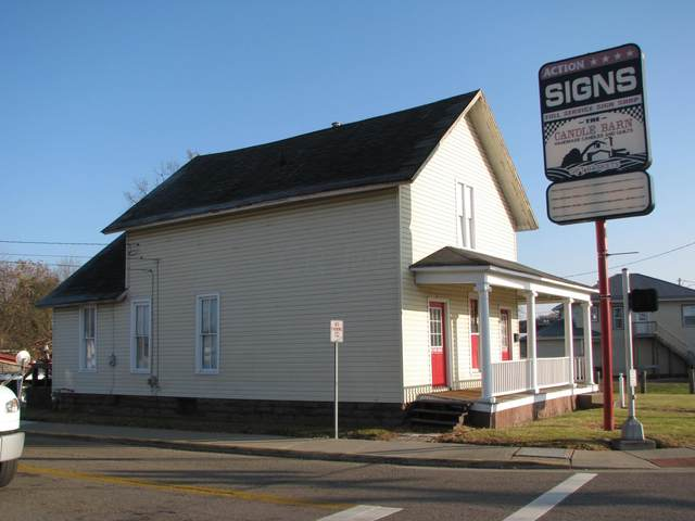 416 W Main Street, Newark, OH 43055 (MLS #221014946) :: Jamie Maze Real Estate Group