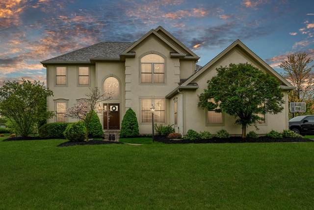 6602 Baronscourt Loop, Dublin, OH 43016 (MLS #221014954) :: Shannon Grimm & Partners Team