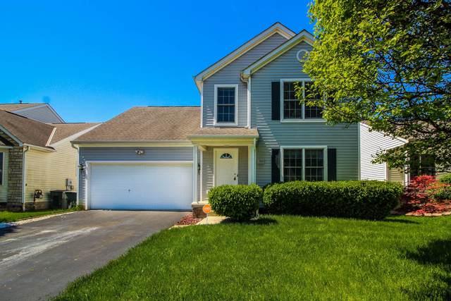 3705 Pendent Lane, Columbus, OH 43207 (MLS #221014986) :: The Tobias Real Estate Group