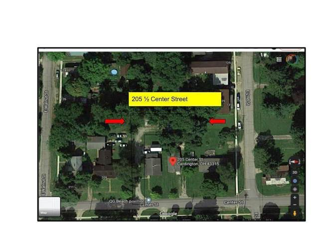 205 Center Street 1/2, Cardington, OH 43315 (MLS #221014989) :: Signature Real Estate