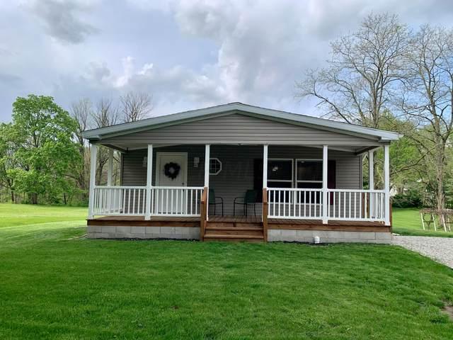 117 Richelderfer Street, Cardington, OH 43315 (MLS #221014999) :: Signature Real Estate