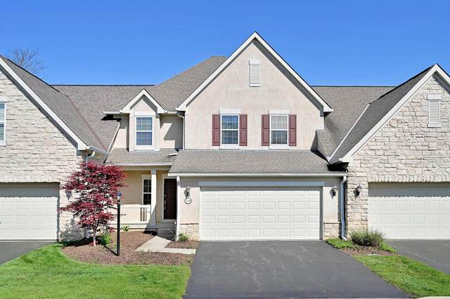 7330 Deer Valley Crossing, Powell, OH 43065 (MLS #221015008) :: Jamie Maze Real Estate Group