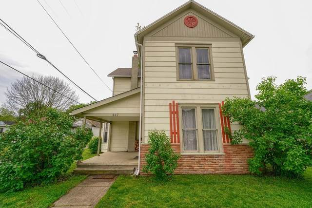 447 W 2nd Street, Logan, OH 43138 (MLS #221015011) :: The Jeff and Neal Team   Nth Degree Realty