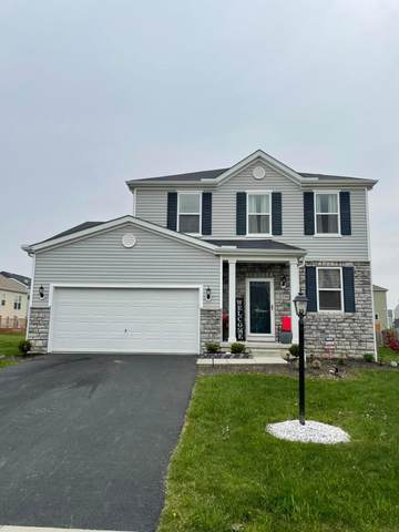 259 Glen Crossing Drive, Etna, OH 43062 (MLS #221015015) :: The Raines Group