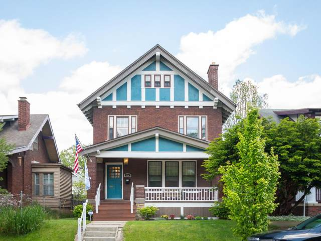 754 Linwood Avenue, Columbus, OH 43205 (MLS #221015016) :: Jamie Maze Real Estate Group