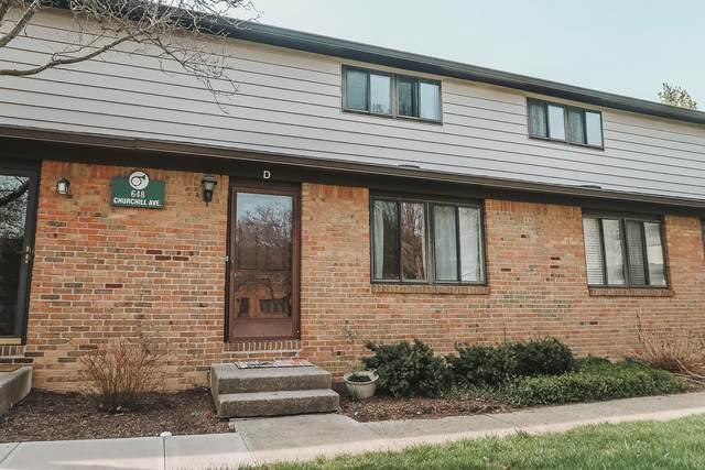 648 Churchill Avenue 22-648, Columbus, OH 43214 (MLS #221015021) :: Jamie Maze Real Estate Group