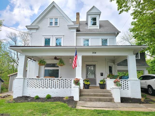 304 E Payne Avenue, Galion, OH 44833 (MLS #221015032) :: Exp Realty