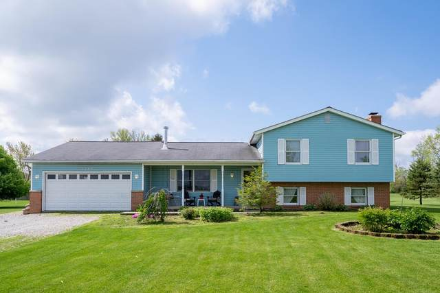 4060 Baker Road, Delaware, OH 43015 (MLS #221015044) :: Jamie Maze Real Estate Group