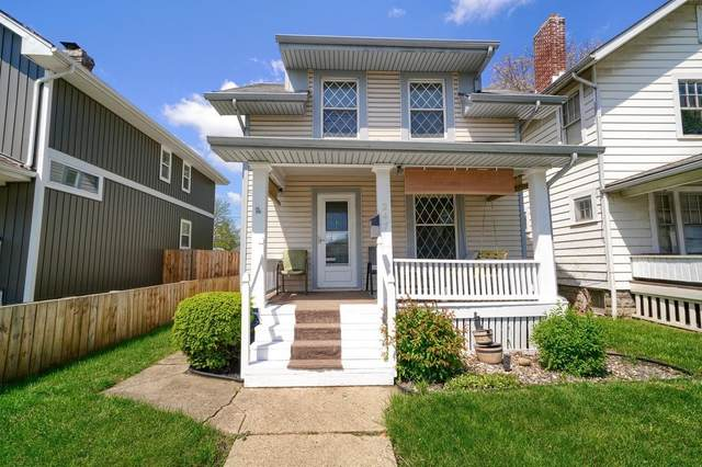 247 S Harris Avenue, Columbus, OH 43204 (MLS #221015049) :: Exp Realty