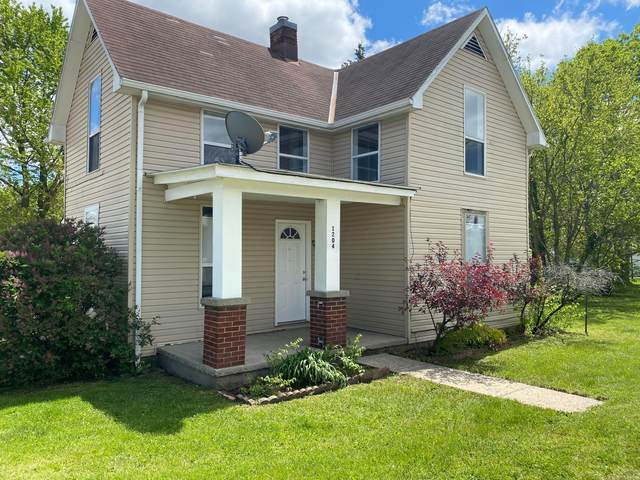 1204 S Pickaway Street, Circleville, OH 43113 (MLS #221015063) :: The Willcut Group