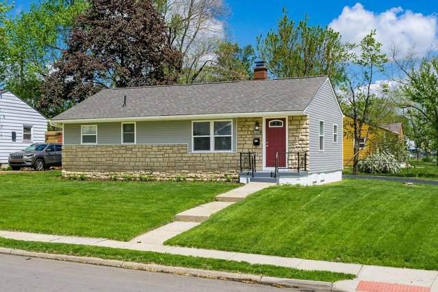 2040 Fenton Street, Columbus, OH 43224 (MLS #221015066) :: Jamie Maze Real Estate Group