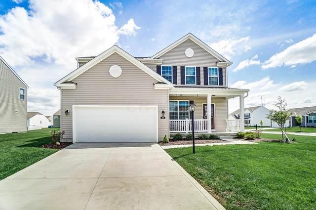 505 Weaver Ridge Drive, Marysville, OH 43040 (MLS #221015067) :: Exp Realty