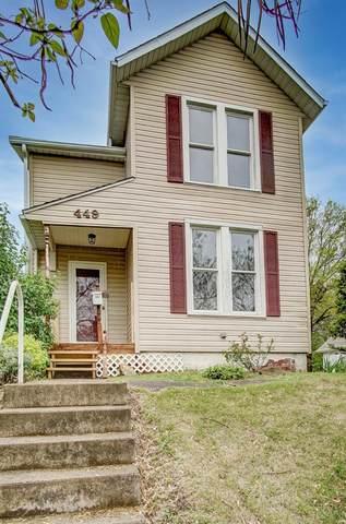 449 Sheridan Street, Zanesville, OH 43701 (MLS #221015068) :: Sam Miller Team