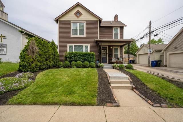 492 W 1st Avenue, Columbus, OH 43201 (MLS #221015094) :: The Tobias Real Estate Group