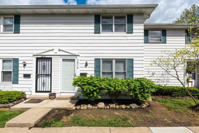 2816 Avati Drive H-3, Columbus, OH 43207 (MLS #221015108) :: Jamie Maze Real Estate Group