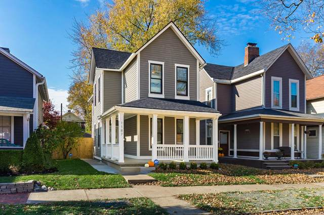 1187 Hunter Avenue, Columbus, OH 43201 (MLS #221015124) :: Shannon Grimm & Partners Team
