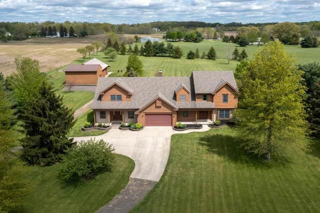 2610 Blayney Road, Sunbury, OH 43074 (MLS #221015147) :: LifePoint Real Estate