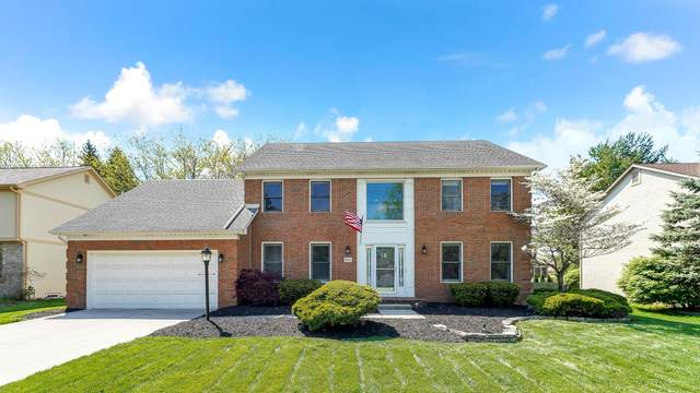 153 Baranof E, Westerville, OH 43081 (MLS #221015162) :: Exp Realty