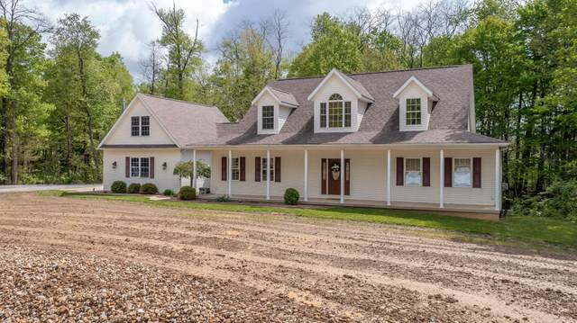 5439 Township Road 103, Mount Gilead, OH 43338 (MLS #221015167) :: Signature Real Estate