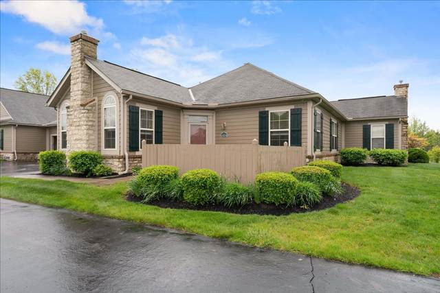 4204 Windbud Drive 7-4204, New Albany, OH 43054 (MLS #221015172) :: LifePoint Real Estate