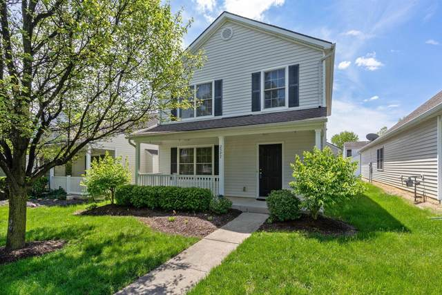 2597 Lilypark Drive #166, Columbus, OH 43219 (MLS #221015179) :: LifePoint Real Estate