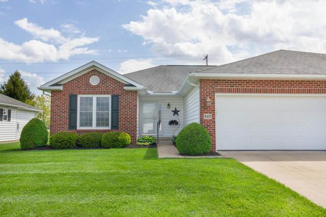 8405 Country View Lane, Plain City, OH 43064 (MLS #221015182) :: LifePoint Real Estate