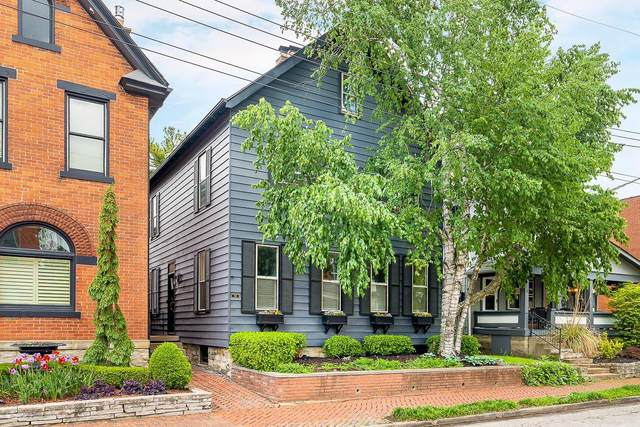 733 S 6th Street, Columbus, OH 43206 (MLS #221015185) :: The Willcut Group
