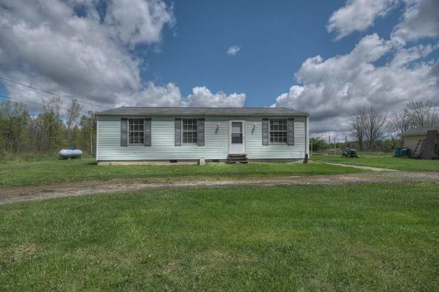 4875 County Road 35, Galion, OH 44833 (MLS #221015190) :: Signature Real Estate