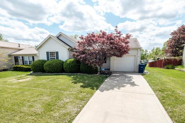 8667 Blanca Court, Powell, OH 43065 (MLS #221015199) :: LifePoint Real Estate