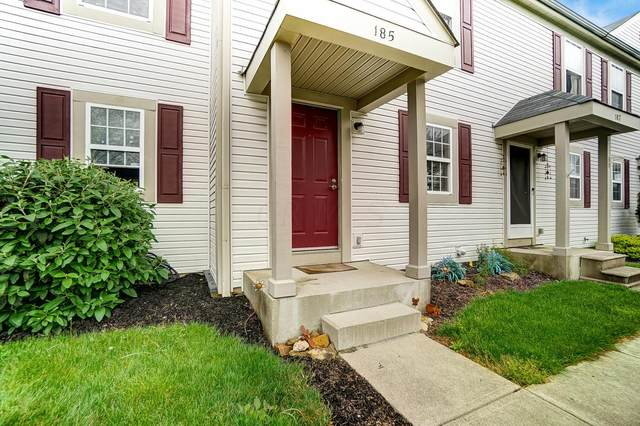 185 Glenkirk Drive 102B, Blacklick, OH 43004 (MLS #221015207) :: LifePoint Real Estate
