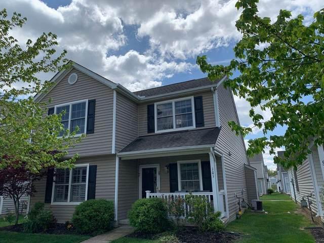 101 Feathertip Lane, Lewis Center, OH 43035 (MLS #221015238) :: LifePoint Real Estate