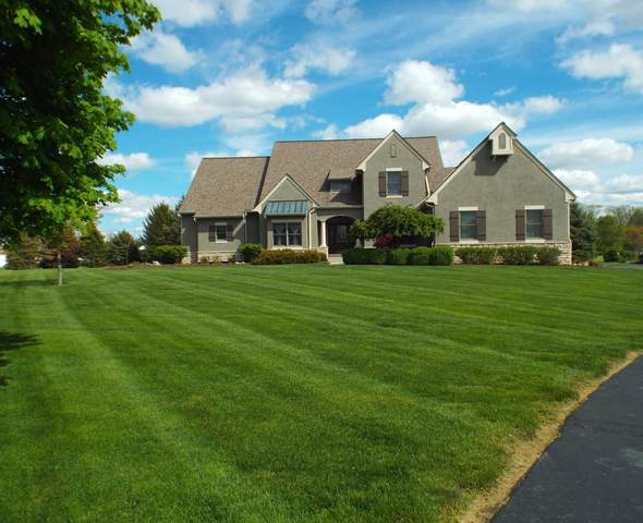 8863 Carter Road, Hilliard, OH 43026 (MLS #221015241) :: LifePoint Real Estate