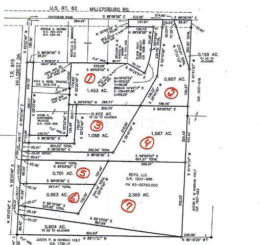 0 Millersburg Rd Drive Lot 1, Danville, OH 43014 (MLS #221015251) :: LifePoint Real Estate