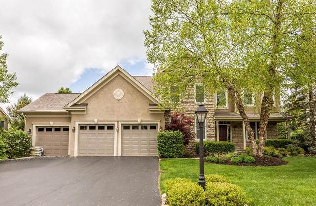 445 Woodard Place, Powell, OH 43065 (MLS #221015262) :: LifePoint Real Estate