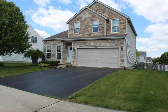 244 Beechnut Street, Pickerington, OH 43147 (MLS #221015265) :: LifePoint Real Estate