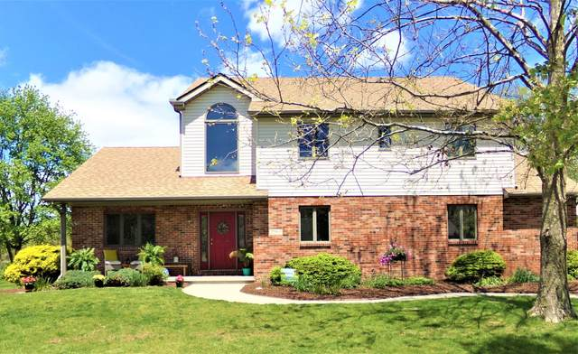 2064 Presley Drive, Grove City, OH 43123 (MLS #221015267) :: LifePoint Real Estate