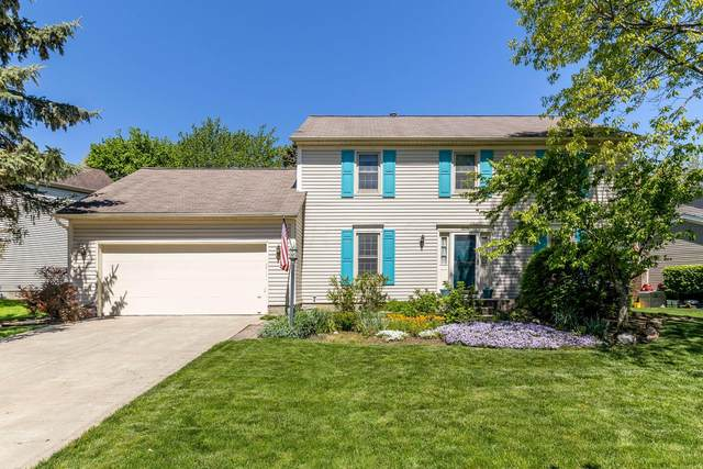 808 Pine Post Lane, Westerville, OH 43081 (MLS #221015272) :: The Jeff and Neal Team | Nth Degree Realty